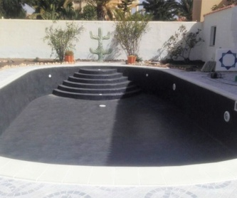 Impermeabilización de depósitos: Productos de Fuerteventura - Lanzarote - Gran Canaria