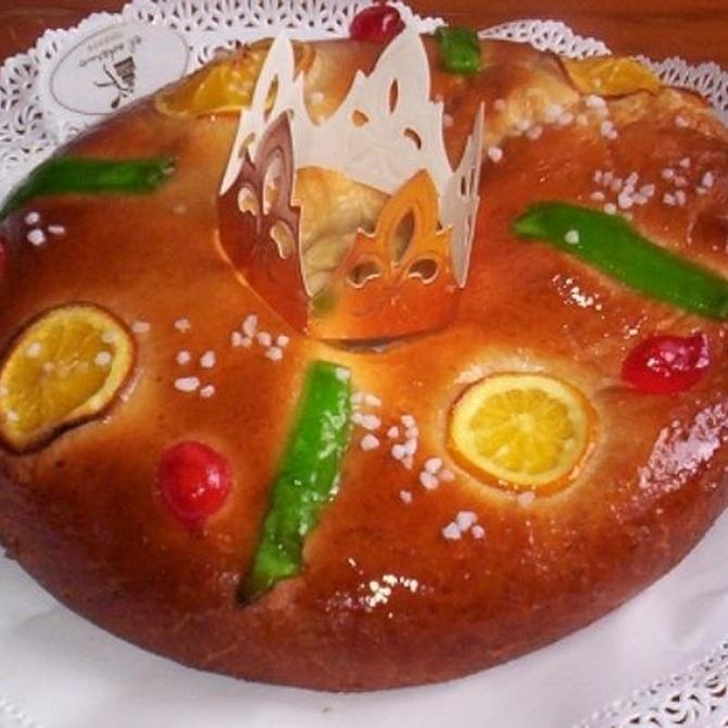 El origen del roscón de Reyes