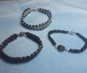 Nuevas pulseras de abalorios Miyuki de cristal checo y Swarovsky