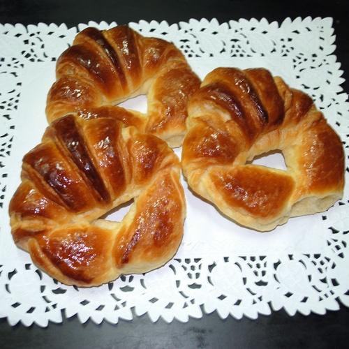 Deliciosos croissants recién elaborados Ciudad Lineal