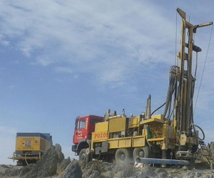 Captación de aguas subterráneas en Extremadura