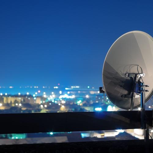 Instalación de antenas en El Maresme