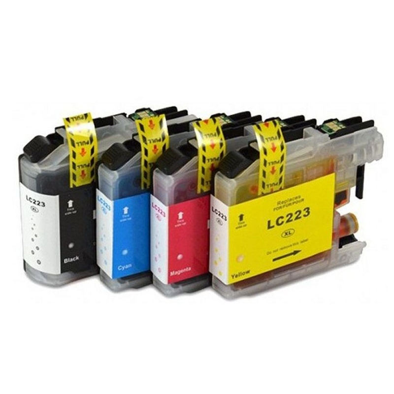 JUEGO TINTA COMP LC223 + NEGRA DE REGALO: Productos y Servicios de Stylepc