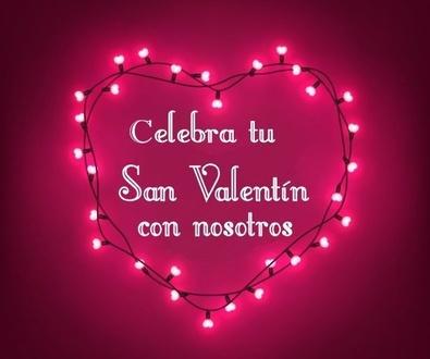 San Valentín 2018