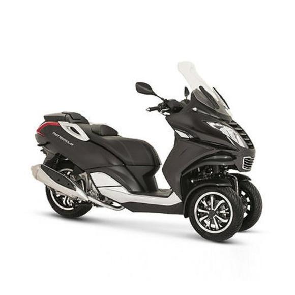 Scooters de tres ruedas Peugeot Metropolis 400 cc: Flota de Fine Rent a Car