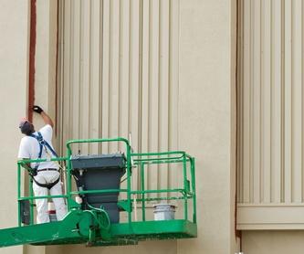 Impermeabilización de terrazas: Servicios de ZR Proyect