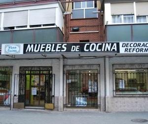 Tienda de cocinas en el barrio de Hortaleza (Madrid)