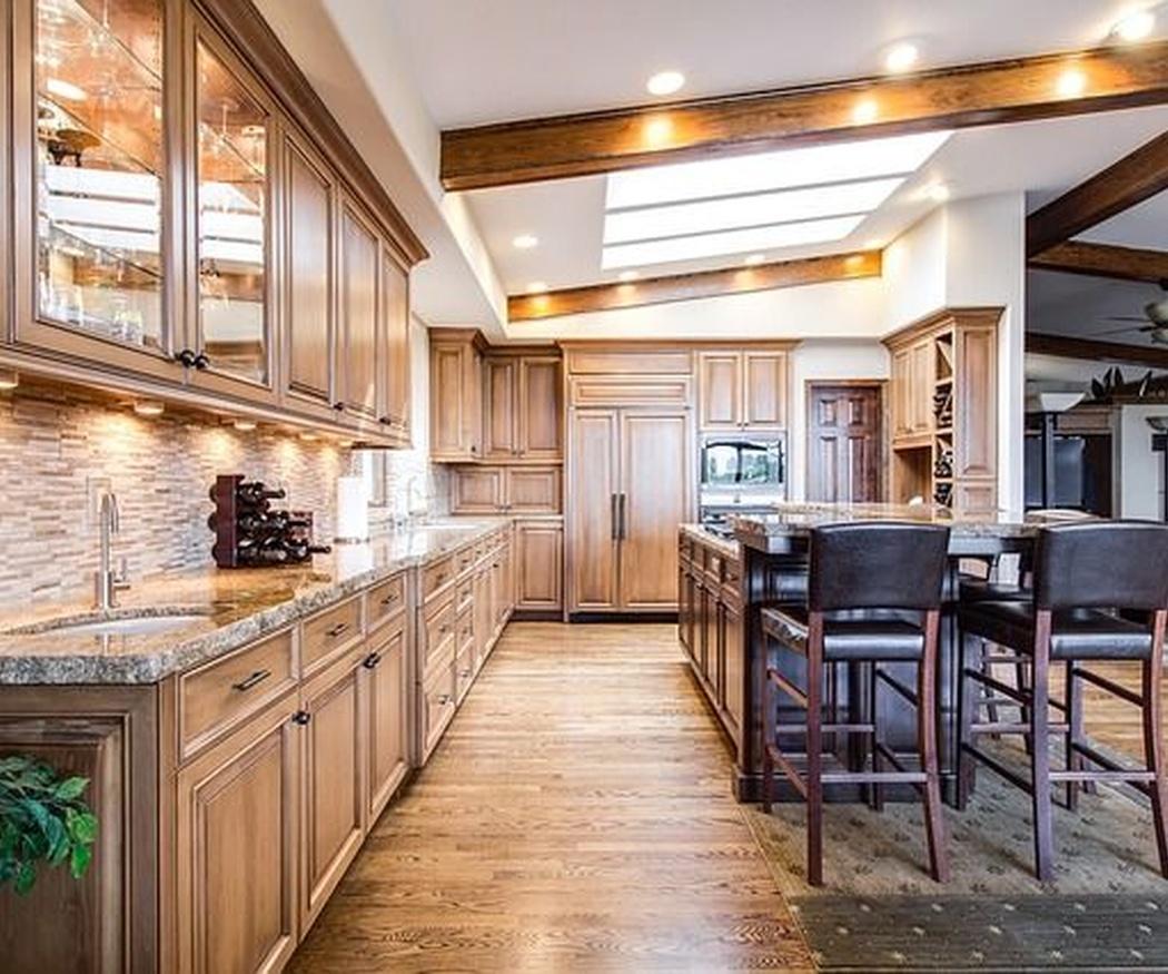 Qué puertas puedes poner en tu cocina