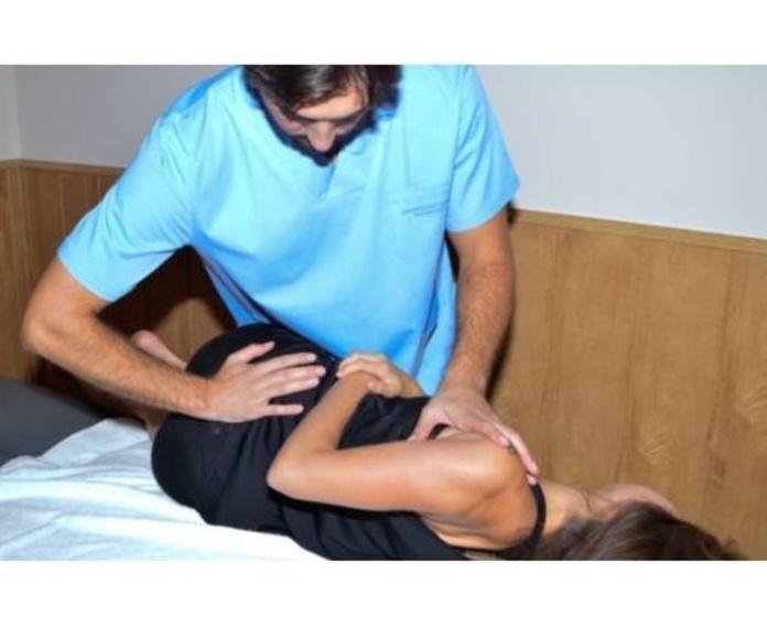 Osteopatía: Servicios de Clínica de Fisioterapia Juan Carlos López