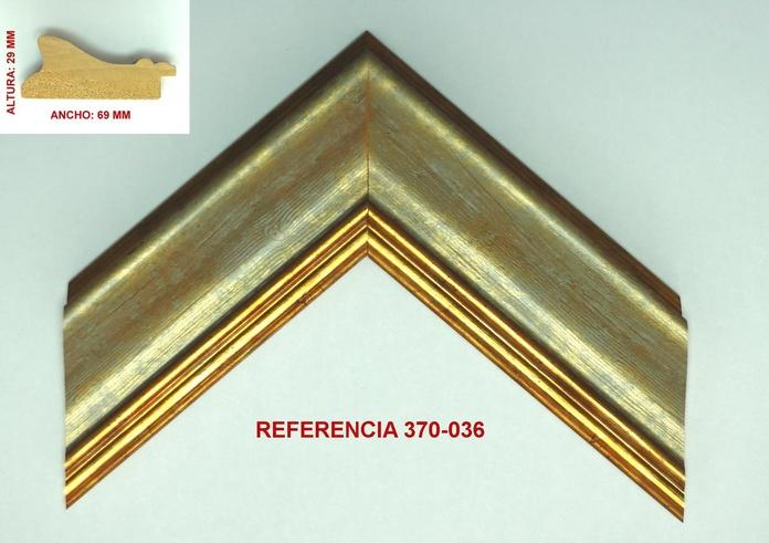 REF 370-036: Muestrario de Moldusevilla