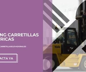 Venta de carretillas elevadoras en Sabadell, Barcelona | Serema
