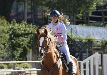 Clases de iniciación de equitación