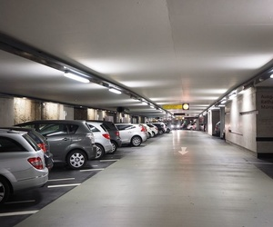 Parking gratuït en el centre