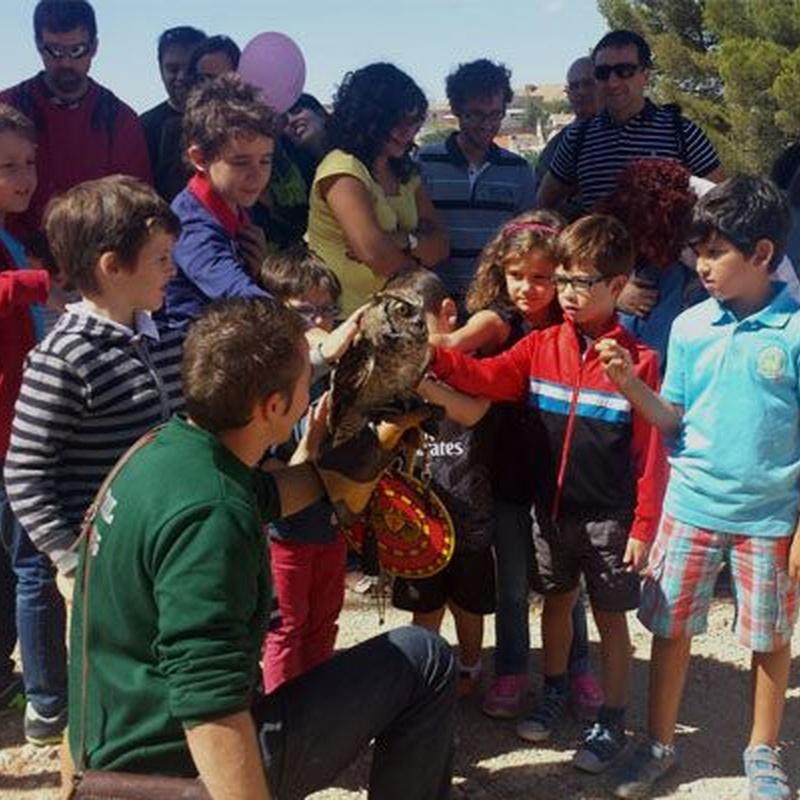 Charlas medioambientales: Servicios de Juan Falcon