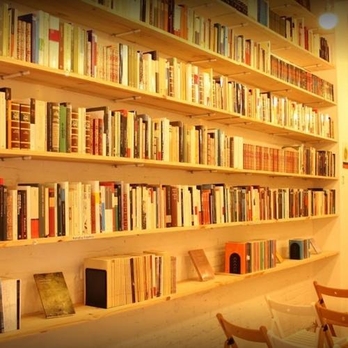 Libros de poesíaen la Sagrada Familia de Barcelona