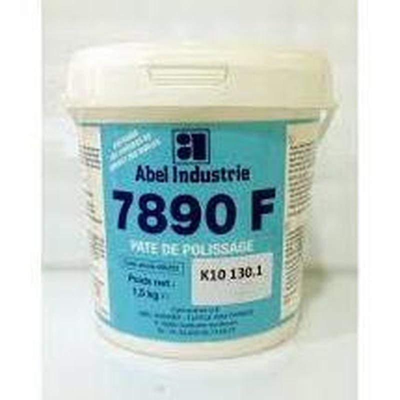 Pasta 7890 F en almacén de pintura en pueblo nuevo.