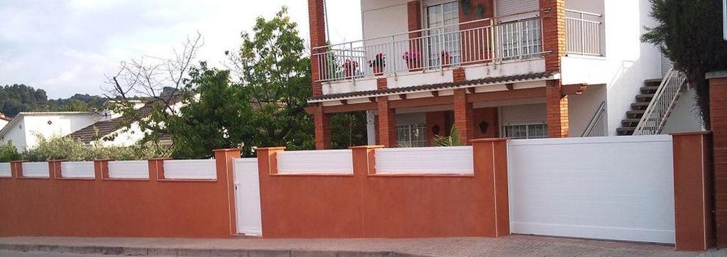 Carpintería de aluminio, metálica y PVC en L'Hospitalet de Llobregat | Comercial Reyes