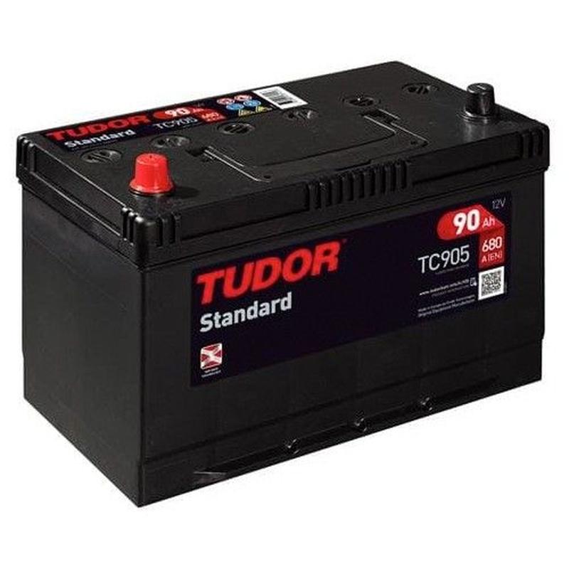 Baterías Tudor: TC905: Recambios para el Automóvil de Lucauto Madrid
