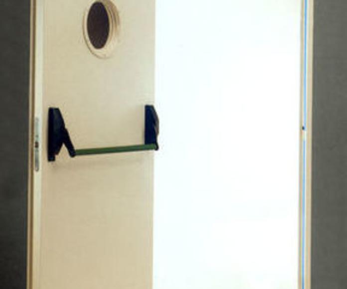 Puertas cortafuegos Barcelona|Arquetas
