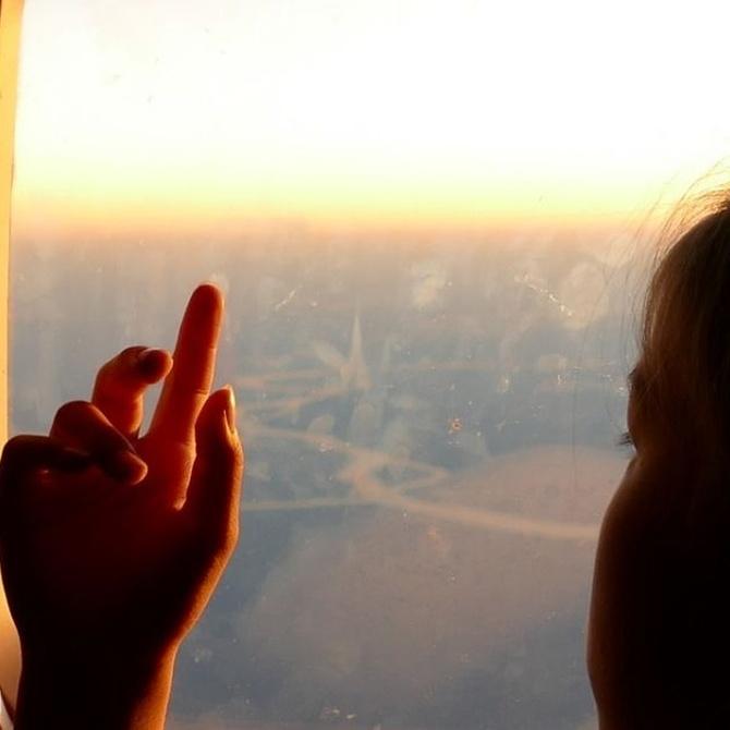 ¿Qué sienten las personas con aerofobia?