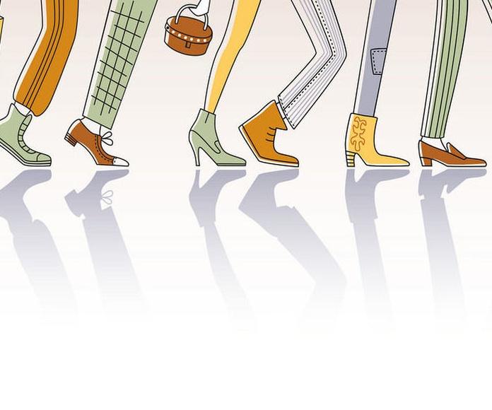 Caminar recablea tu cerebro para curar las penas y aliviar el estrés