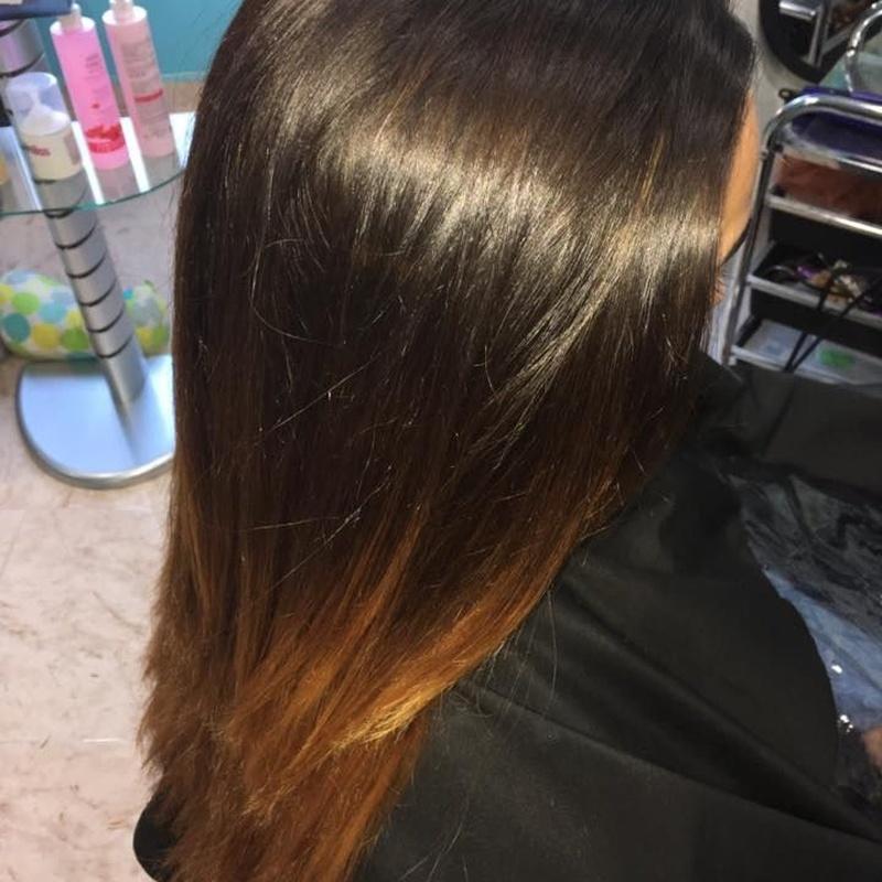 Efecto lifting para tu cabello: Servicios de Centro de belleza Rojas