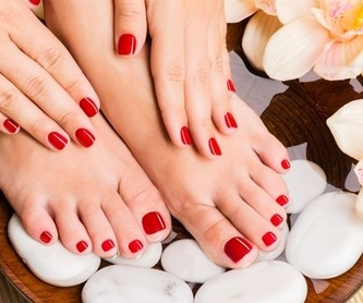 Pedicura permanente: Servicios de Ávila Nails