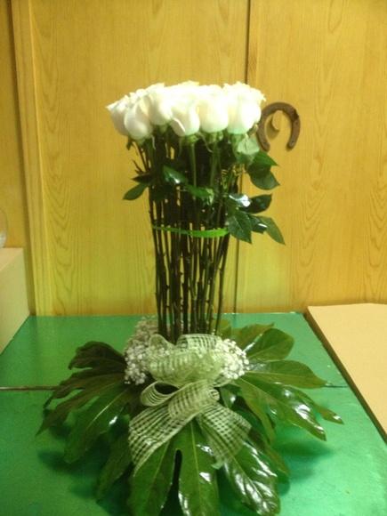 Rosas blancas : Servicios de Alternatives Florals