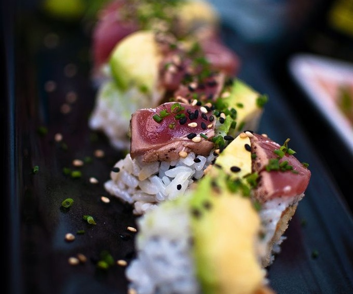 Menús 16: Menús de Kiniro Sushi