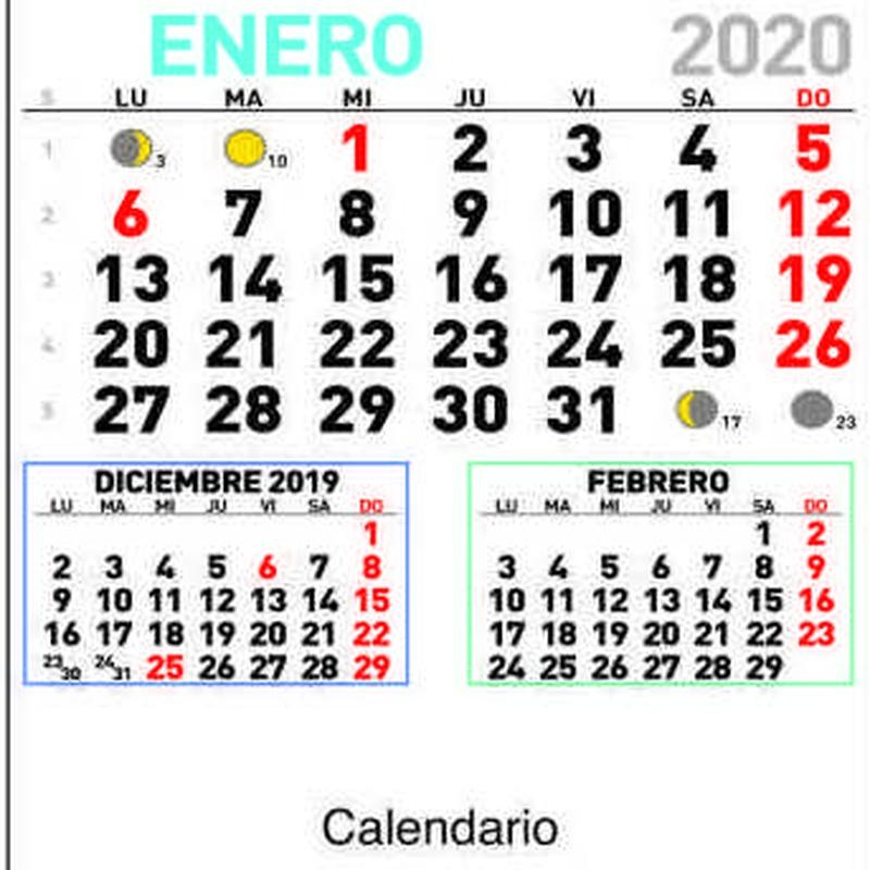 Cd ref 34 - Calendario: Nuestros Productos de Gráficas Kalendex