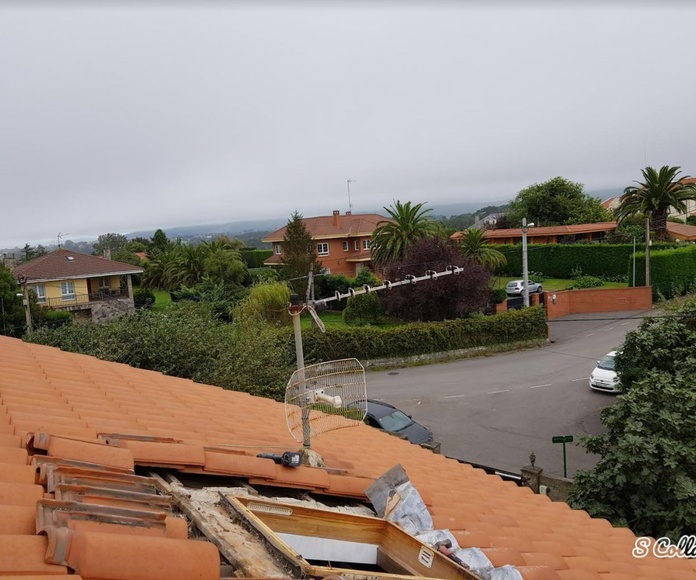 Ventanas para tejados: Servicios de Rehabilitaciones Integrales JB