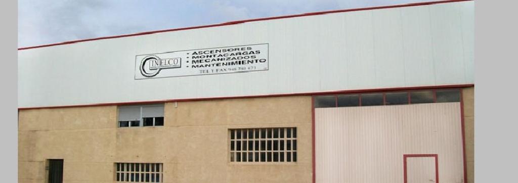 Maquinaria industrial Tudela/Maquinaria industrial Alfaro | Inelco