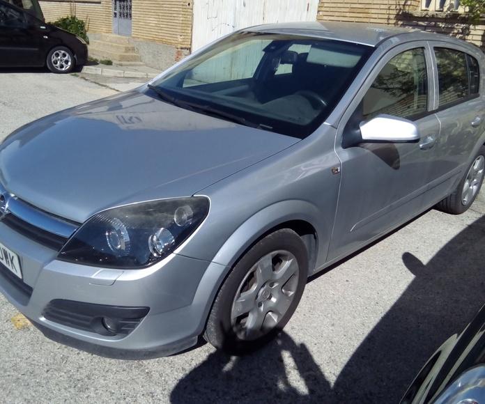 OPEL ASTRA DIESEL : Suspensiones y vehículos de Romero Autoparts Zaragoza