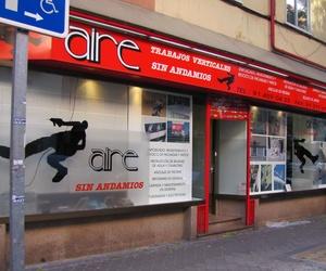 Aire empresa de rehabilitación edificios