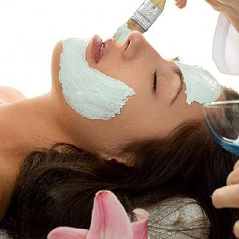 Tratamiento limpieza facial Gijón