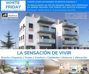 WHITE FRIDAY EDIFICIO MAGNOLIA