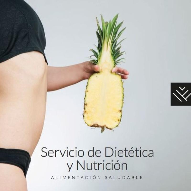 Dietética y Nutrición: Servicios de Farmacia Marín Boloqui