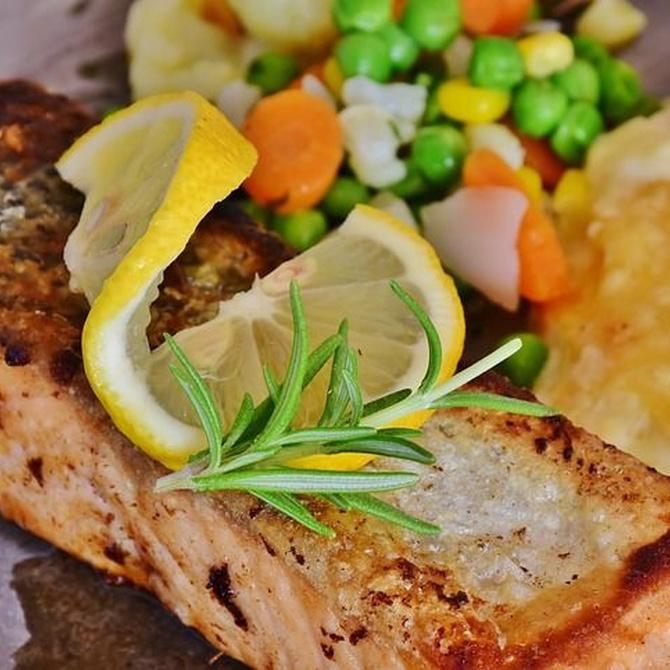 Fáciles recetas con pescado