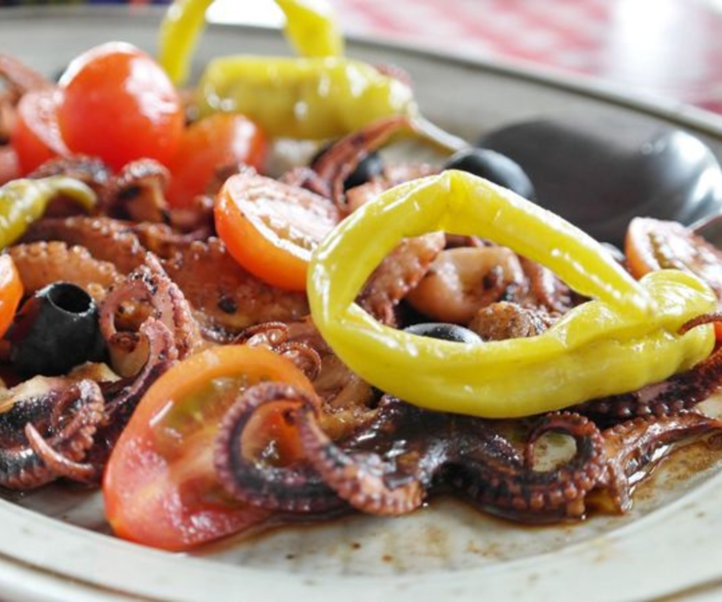 Formas de cocinar el calamar