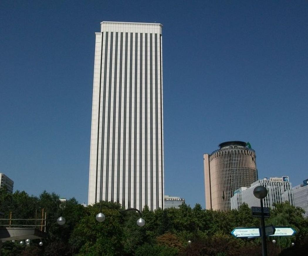 Los edificios más altos de Madrid (II)