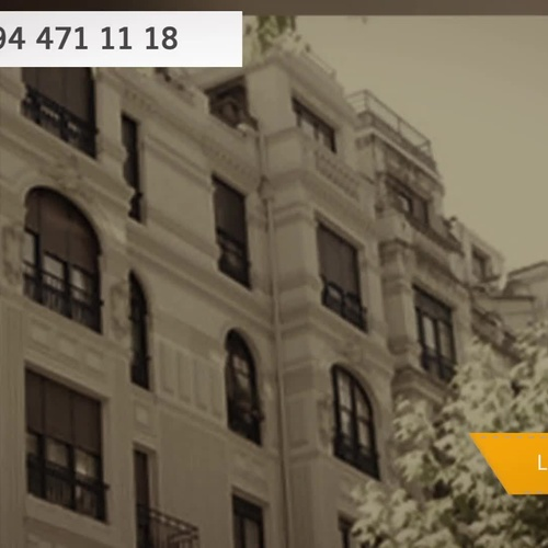 Aislamiento de fachadas en Vizcaya: Hormalan