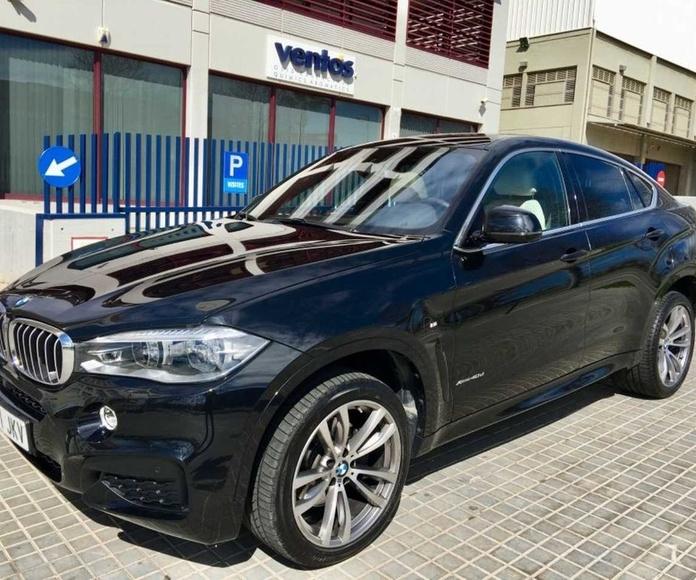 BMW X6 4.0D Xdrive: Servicios de Mel's