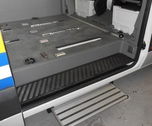 Adaptación de vehículos para minusválidos en vehículos industriales