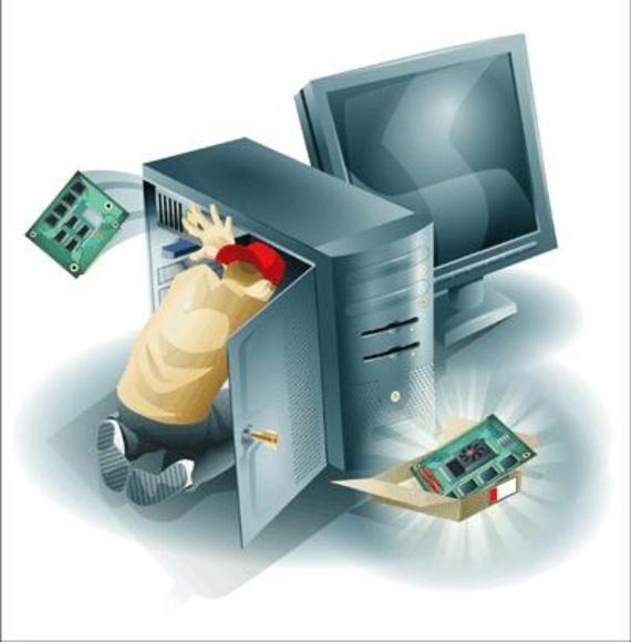 vartex Informática repara ordenadores portátiles y de sobremesa en Madrid.: Servicios de Vartex Informática, S.L.