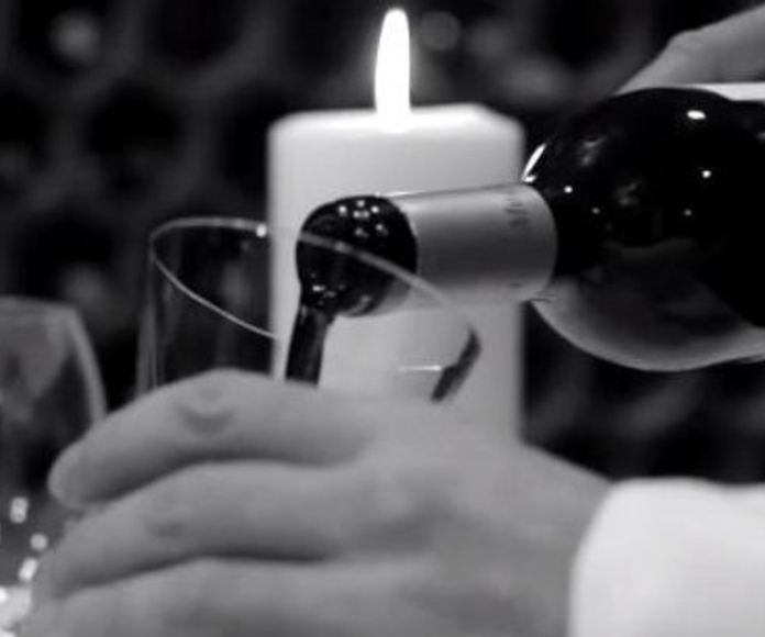 Nuestros Vinos: Restaurante de Restaurante Lanziego