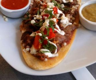 Tacos (4): Carta de Taquería El Mariachi