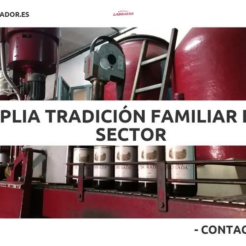 Vinos de calidad en Salamanca   Bodega Labrador