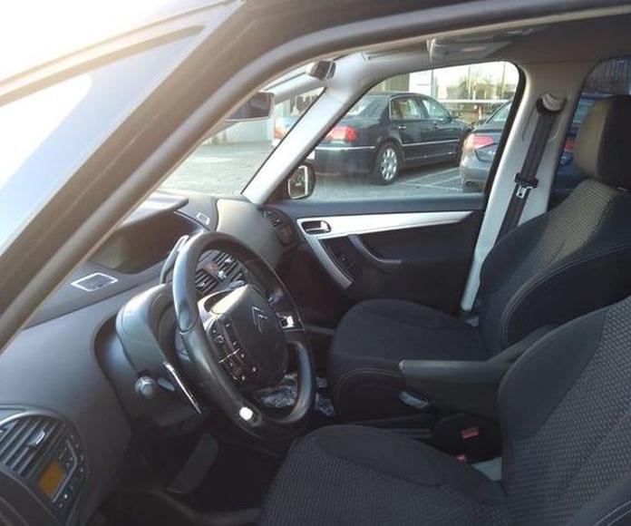 CITROEN C4 GRAND PICASSO 2.0HDI 136CV AUTOMATICO: Compra venta de coches de CODIGOCAR
