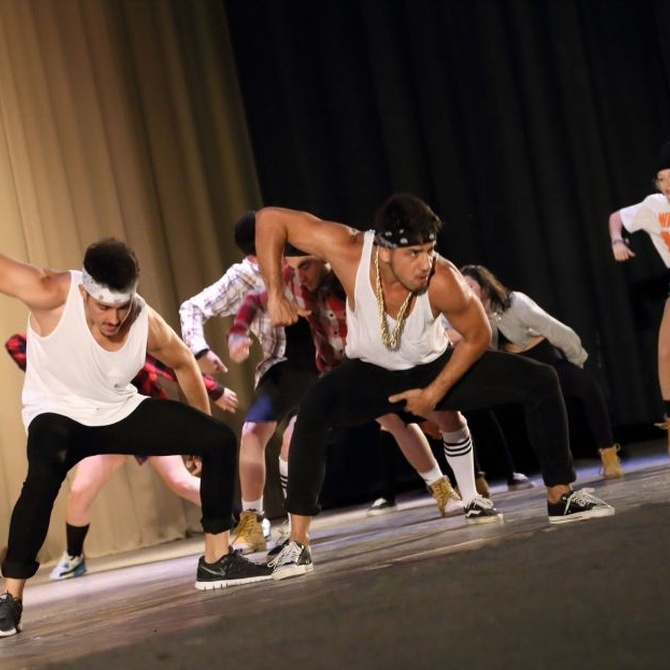 Bailarines famosos de hip hop