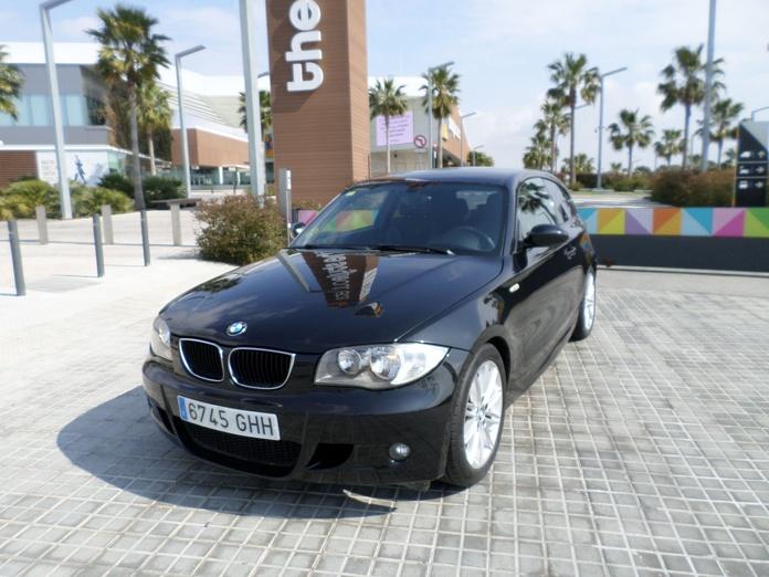 BMW 118 D AÑO 2008: Servicios de reparación  de Automóviles y Talleres Dorado